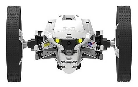 image of Parrot Minidrone Evo - Jumping Night Buzz (white)