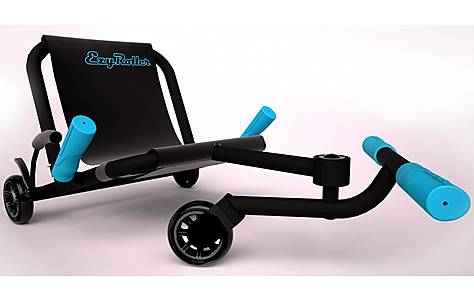 image of Ezy Roller Classic Black and Blue
