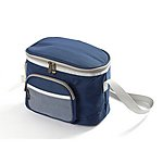 image of Greenfield Collection 8 Litre Cool Bag in Midnight Blue