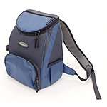 image of Greenfield Collection Backpack Cool Bag in Powder Blue