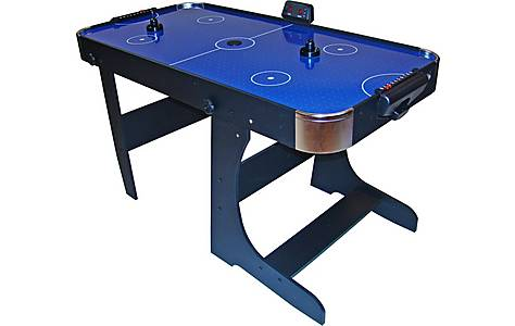 image of 5 Blue L-foot Air Hockey Table