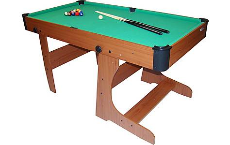 image of 5 Yale L-foot Pool Table