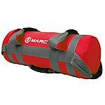 image of Marcy Sand Filled Weighted Core Strength Bag - 15kg (Red)