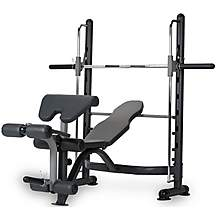 image of Marcy Tsa5762 Smith Machine Weight Bench