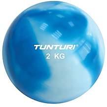 image of Tunturi Fitness Weighted Yoga Ball 2.0kg