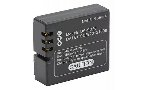 image of Replacement Battery For Edge Hd10 And Aee Sd-series Action Cameras