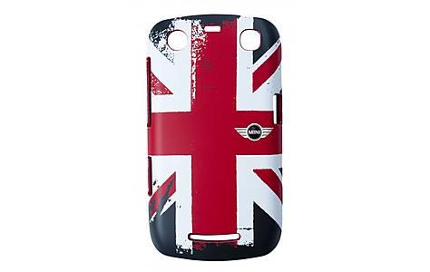 image of Blackberry 8520/9300 Union Jack Rubber Hard Case