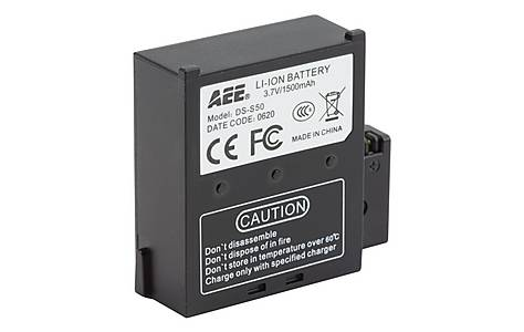 image of Replacement Battery For Edge Hd30w And Aee S-series Action Cameras