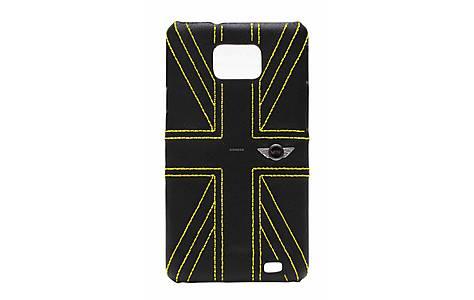 image of Samsung Galaxy Sii Union Jack Leather Hard Case