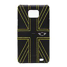 image of Samsung Galaxy Sii Union Jack Leather Hard Case