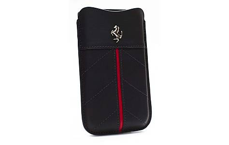 image of Medium Leather Slip Pouch