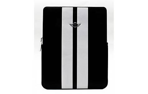 image of Ipad 2 Stripe Leather Sleeve