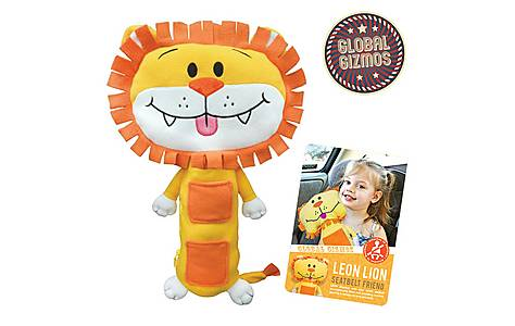image of Leon The Lion Seat Belt Buddy