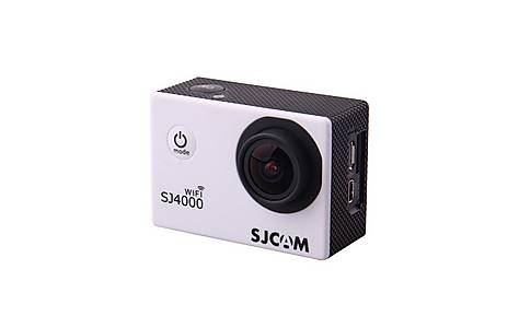 image of Sjcam-4000 Wifi Bike Camera Full Hd 1080p Wdr 170 Wide Angle Lens 90 Minutes Battery Life With Weatherproof Case