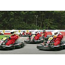 image of Karting At Buckmore Park