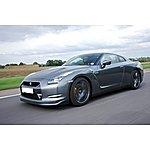 image of Junior Nissan Gtr Thrill
