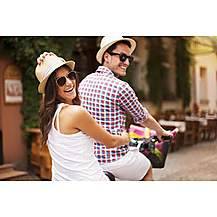 image of Tandem Bike Hire For Two