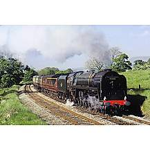 image of Steam Train Experience For Two