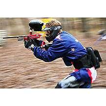 image of Junior Paintball Experience For Six (10 To 12 Year Olds)