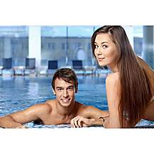 image of Health Club Day Pass For Two