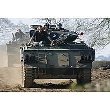 image of Tank Paintball Battles