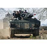 Tank Paintball Battles