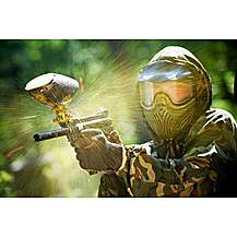 image of Paintballing For Two