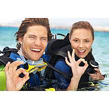 image of Discover Scuba Diving For Two
