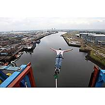 image of Bridge Bungee Jump