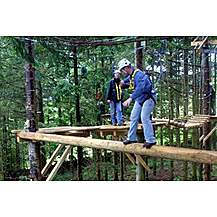 image of High Ropes Adventure