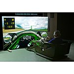 image of F1 Race Car Simulator Session