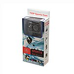 image of Sports Cam Hd Action Camera 720p