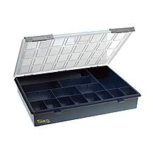 image of Raaco A4 Profi Service Case Assorter 15 Fixed Compartments