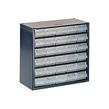 image of Raaco 624-01 Metal Cabinet 24 Drawer