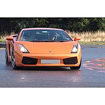 image of Lamborghini Passenger Ride