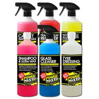 Power Maxed Car Care 1 Litre Bundle
