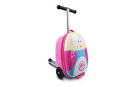 image of Zinc Flyte Olivia The Owl Case Scooter