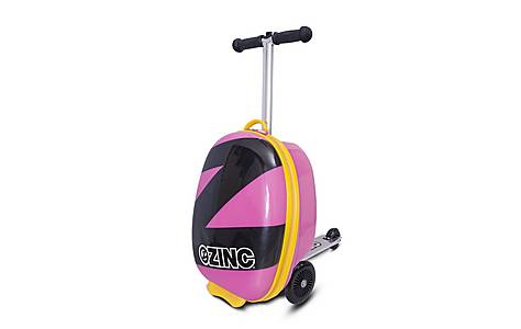 image of Zinc Flyte Power Pink Case Scooter