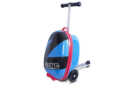 image of Zinc Flyte Pacific Blue Case Scooter