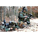 image of Paintball Combat For Eight