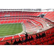 image of Tour Of Wembley Stadium For One Adult & One Child