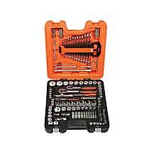 Bahco S138 Socket Set Of 138 Metric 1/4in, 3/