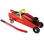 image of Faithfull Hydraulic Trolley Jack 1.5 Tonnes