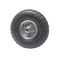 image of Faithfull Pneumatic Wheel For Trucks 400 & 620