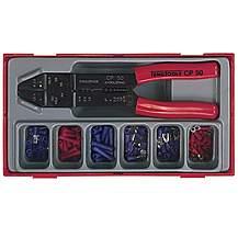 image of Teng Ttcp121 121 Piece Crimping Tool Set