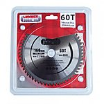 image of Lumberjack Tct Circular Saw Wood Blade 160mm X 60t For Festool Ts55 Laser Cut