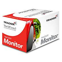 image of Tracker Monitor With Installation And 12months Subscription
