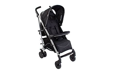 image of My Babiie Mb50 Black Stroller
