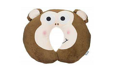 image of Travel Pillow - Monkey
