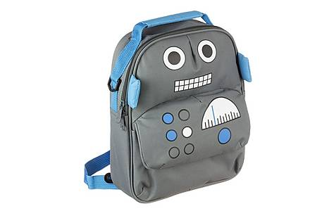 image of Childrens Robot Backpack